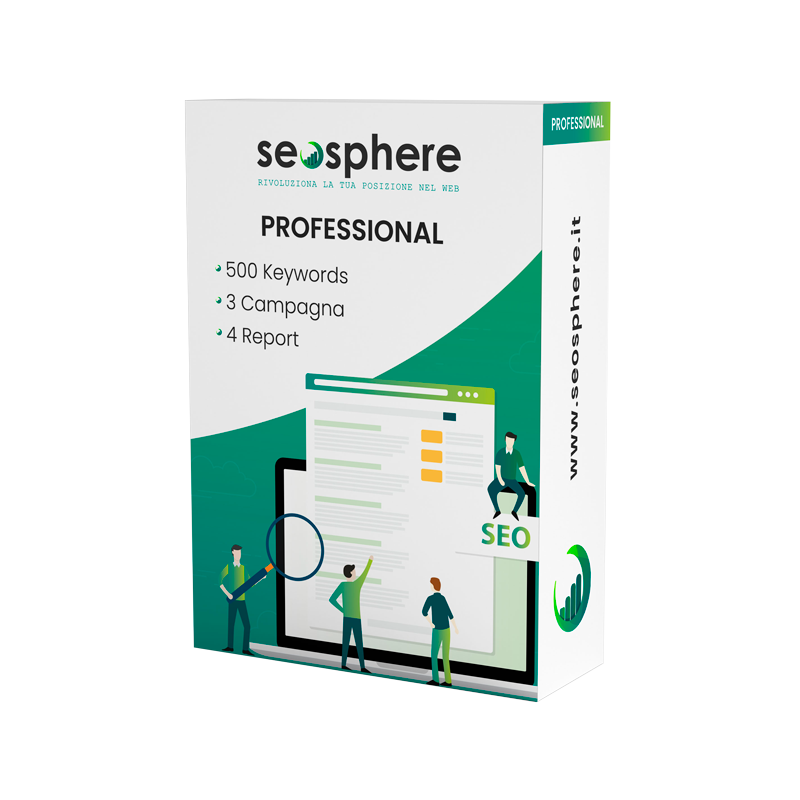 SeoSphere - Piano Professional